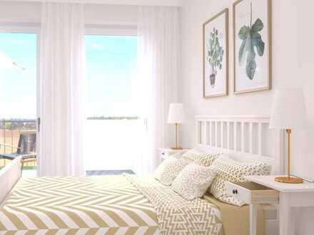 3-Zimmer-Wohnung mit großer Dachterrasse in beliebter Lage für Kapitalanleger oder Selbstnutzer