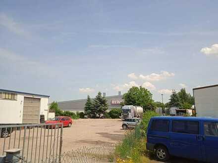 Stellplatz ca. 2.000 qm Freifläche + Büro
