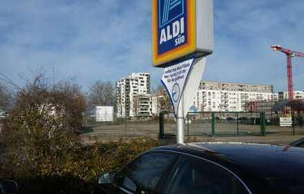 Stellplatzfläche HULB Calwerstr/Otto-Lilienthalstr., werbewirksam, provisionsfrei von privat
