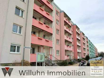 Helle Wohnung mit Balkon in Dessau Süd