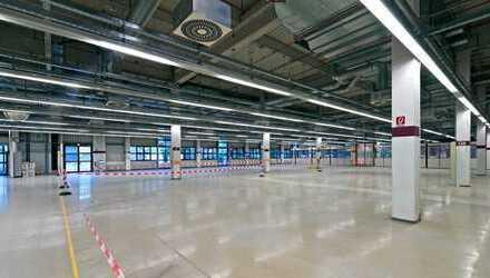 Produktions- und Logistikstandort nahe Berlin, S-Bahnanschluss und direkt an der A10