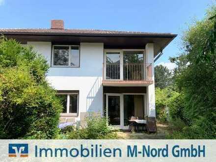 Familienfreundliche Doppelhaushälfte mit großem Garten in München-Moosach
