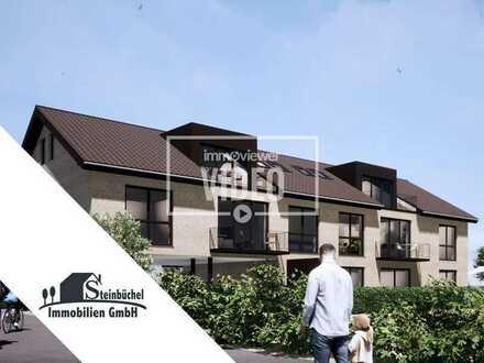 Fünf moderne Eigentumswohnungen im KfW-55-Effizienzhaus!