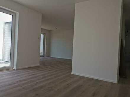 Erstbezug im Neubau mit Garten: exklusive 3-Zimmer-Wohnung in Ulm-Grimmelfingen