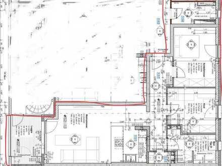 Stilvolle, neuwertige 3-Zimmer-Wohnung mit Balkon und Einbauküche in Kelsterbach