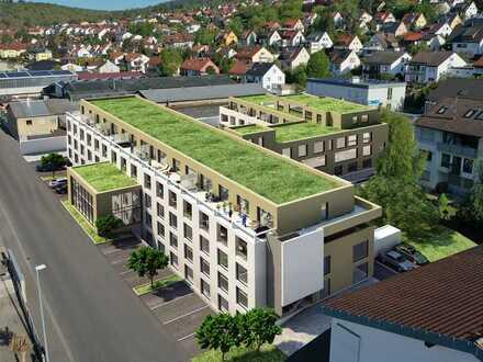 """TOP Neubau-Wohnung """"Am Musikerviertel"""" schicke Stadtwohnung mit Balkon ATP30"""