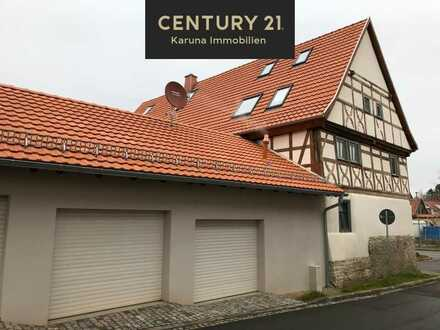 RESERVIERT-Kinderfreundlich und viel Ruhe am Stadtrand von Erfurt
