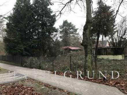 Freies Baugrundstück in idyllischer Ruhiglage in Falkensee - Falkenhain