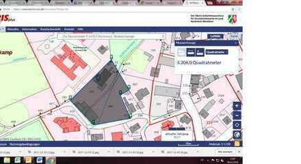 5.196 m² Baugrundstück