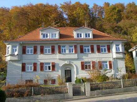 Helle freundliche Wohnung mit drei Zimmern in Heidenheim