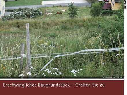 Bauen Sie Ihr Traumhaus - Grundstück in Jagstzell