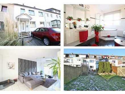 Braunschweig: Modernes RMH für die junge Familie in guter Lage mit 2 Bädern, großem Garten u. Garage