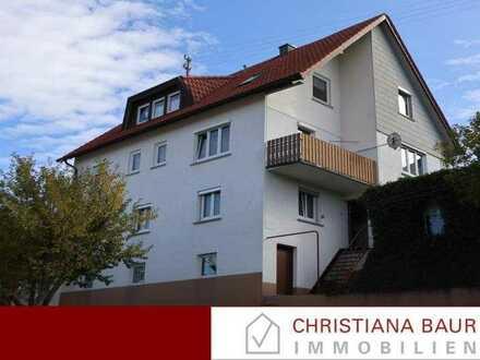 GEPFLEGTES WOHNEN: 1-2-Familienhaus in Obernheim