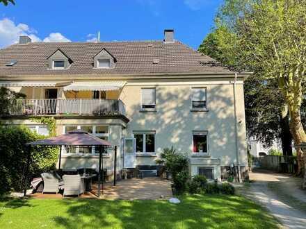 Einmalige Gelegenheit: Familiengerechte Maisonette-Wohnung im Herzen von Schwerte mit Balkon und Gar