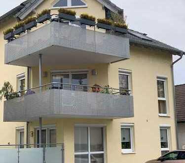 Traumdachgeschoßwohnung in angenehmer Bürstädter Wohnlage