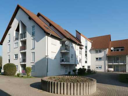 Gemütliche 1 Zimmer Wohnung in Worms/ Neuhausen