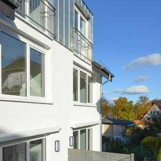 moderne Doppelhaushälfte mit Kurparkblick