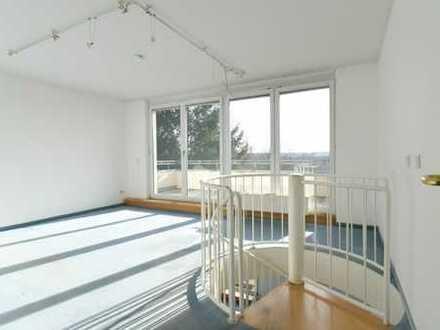BERLINHOME: 5 Zimmer-Maisonette-Wohnung in Caputh mit Tiefgarage! Südostlage, 2 Wohnungseingänge!