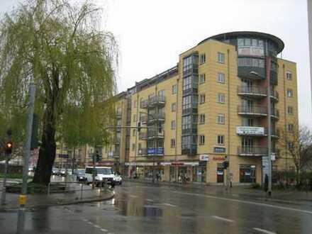 Attraktive 2-Zimmer-Wohnung barrierefrei mit Balkon, Aufzug u. TG