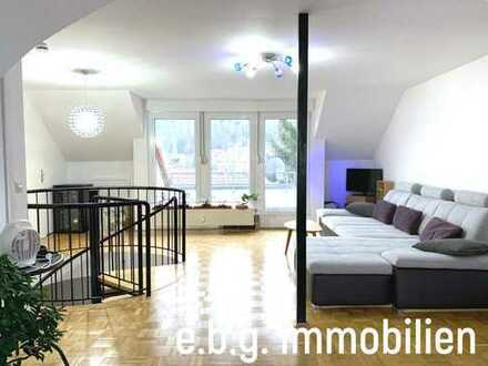 ++e.b.g. immobilien ++ Exklusive Maisonette-Wohnung in Top-Lage!