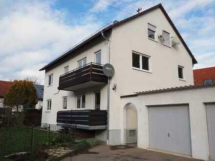 Gepflegte 4-Zimmer-Wohnung mit Balkon, Garten und Einbauküche in Senden