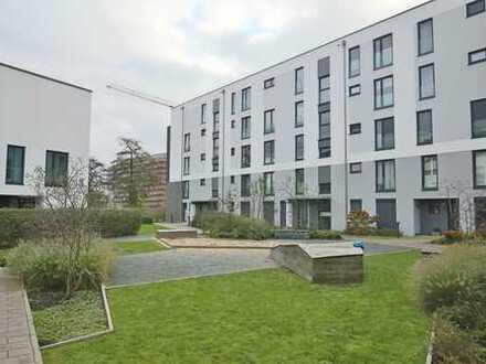 Stilvolle, neuwertige 2-Zimmer-Wohnung mit Balkon und EBK direkt an der Bille