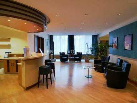 Büro- und Praxisflächen im Moschhaus