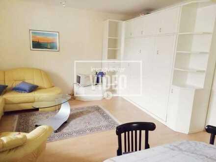 1-Zimmer-Appartement *vollmöbliert*
