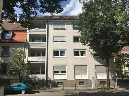 1 - Zimmer-Wohnung *47 m²* Balkon *Innenstadt