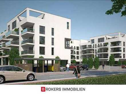 Neubau-Erstbezug: Exklusives 5-Zimmer-Penthouse inkl. Küche & Stellplatz
