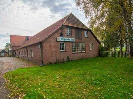 Historische Gaststätte mit Saalbetrieb in Ganderkesee
