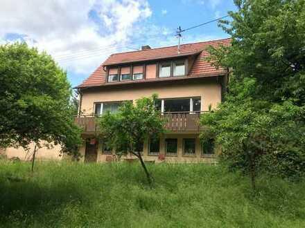 4.500 m2 Bauträgergrundstück für Wohnanlage, RH od. DHH, ca. 40 km v. Stuttgart!