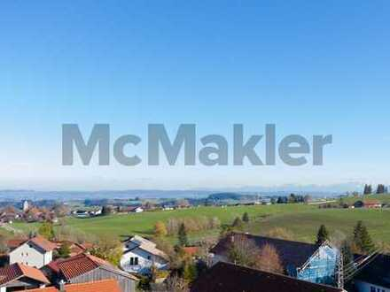 Bauland von etwa 751 m² im schönen Allgäu nahe Kempten