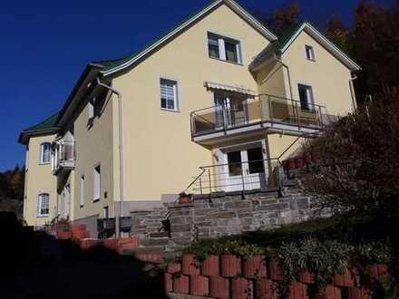 Sehr schöne, neuwertige 3-Zimmer-Wohnung mit Naturterrasse