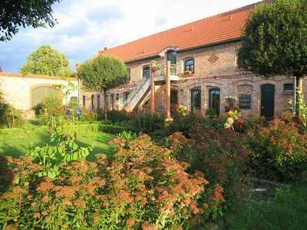 Wohnen wie im Eigenheim: 5 Zimmer Wohnung in Potsdam-Mittelmark (Kreis), Treuenbrietzen