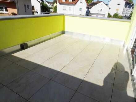 150 qm große 5 ZKB mit 15 qm großem Balkon im 2 - Familienhaus