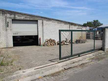 Kalthalle nahe des Rheins zu vermieten