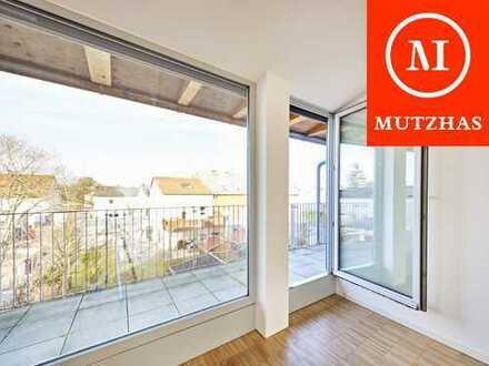 MUTZHAS - Einzigartige Dachwohnung in der besten Lage Laims