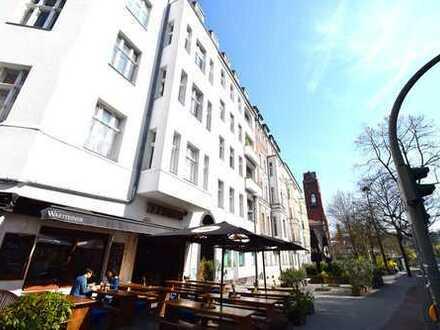 171 m² große Wohnung als Kapitalanlage in Schöneberg zu verkaufen.