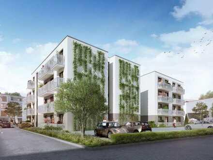 Vielseitig Nutzbare Gewerbeeinheit in stilvollem Neubauprojekt in Freiburg- St. Georgen