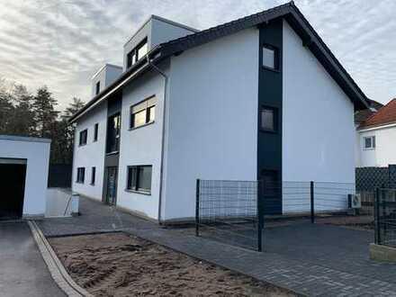 Hochwertige Wohnungen zu vermieten. Neubau 6 Familienhaus in Bielefeld Senne.