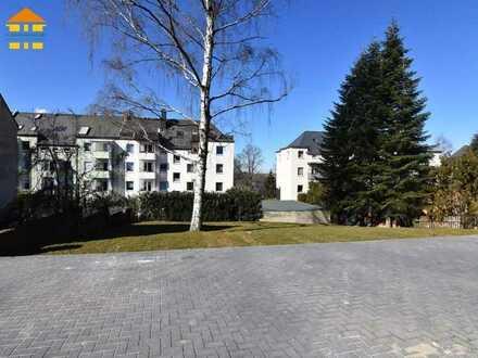 *TOP ERSTBEZUG - sanierte Familienwohnung mit Balkon und opt. EBK + Gartenanteil*