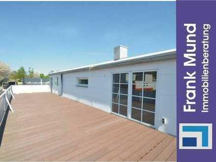 Wohnen und Arbeiten unter einem Dach ++Geräumige Loftwohnung-/Büro mit großer Dachterrasse++