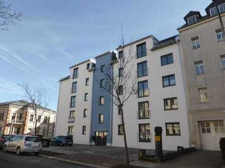 Neubau - großzügige Vierraumwohnung mit Balkon