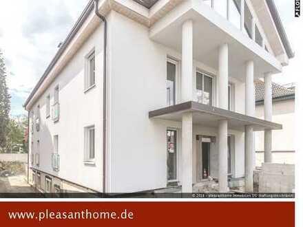 Repräsentative Villa mit Arztpraxis im Rohbau Lünen-Innenstadt