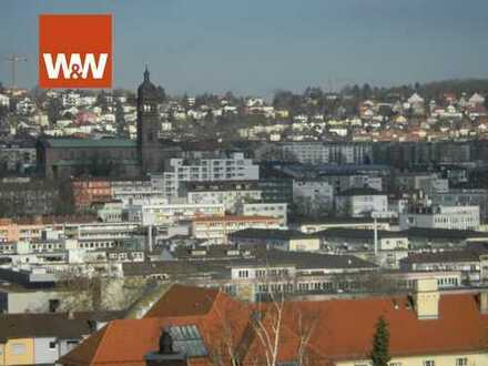 Große 3 Zimmer Wohnung in Pforzheim mit Balkon und Wintergarten