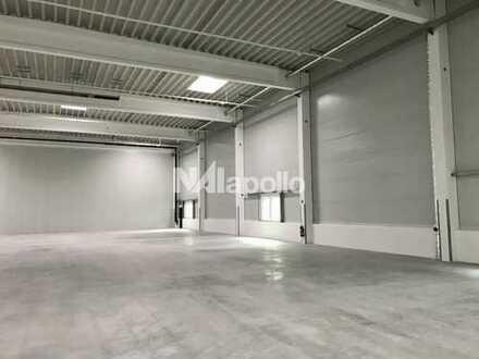 Ca. 800 m² Lagerfläche | verkehrsgünstige Lage nahe der BAB 3 | 6m UKB