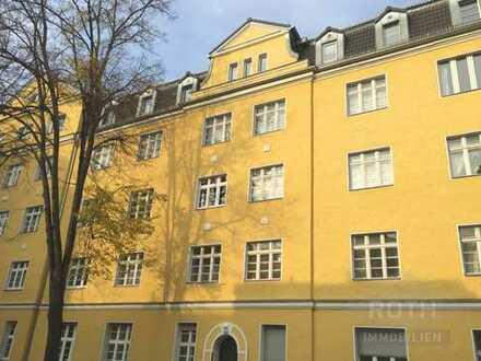 PROVISIONSFREI! 3-Zimmer-Maisonette-Dachgeschosswohnung in der Berliner Siemensstadt