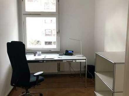 kleines, helles Büro direkt am Bürgerpark in TOP Lage