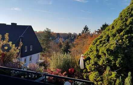 Großzügige Maisonettewohnung in DO-Schönau mit Stadionblick